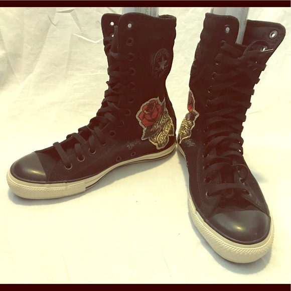 89f5fb145a885 Converse Sailor Jerry High Top Shoes
